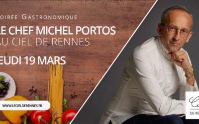 Soirée Gastronomique Méditerranéenne à 4 mains avec le Chef Michel Portos