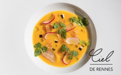 Soirée gastronomique du 2 octobre 2020